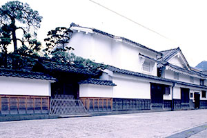 Old House of the Mikami Family