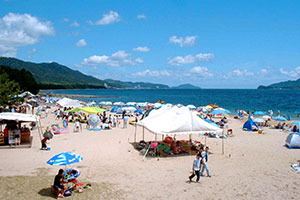 Amanohashidate Seaside Resort (Monju side, south)