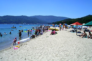 Amanohashidate Fuchu Seaside Resort (North)