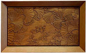 Miyajima-bori(Wood Carving)